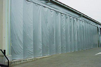 スライド式カーテン